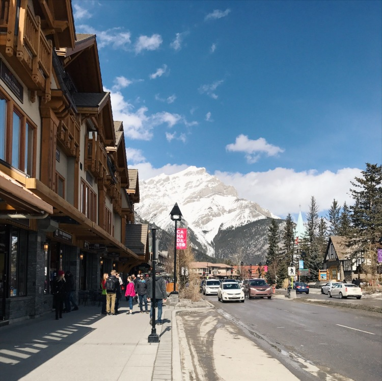 Things To Do While In Banff Springs
