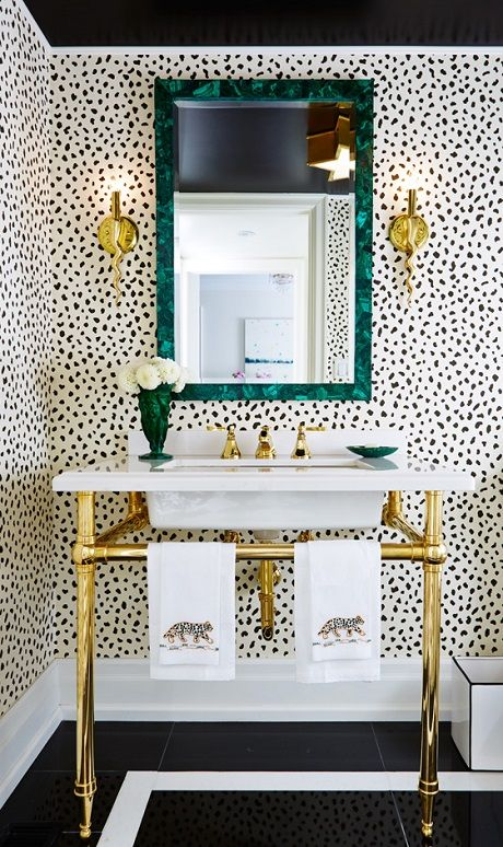 7 Foolproof Ways to Incorporate Wallpaper Into Your Home