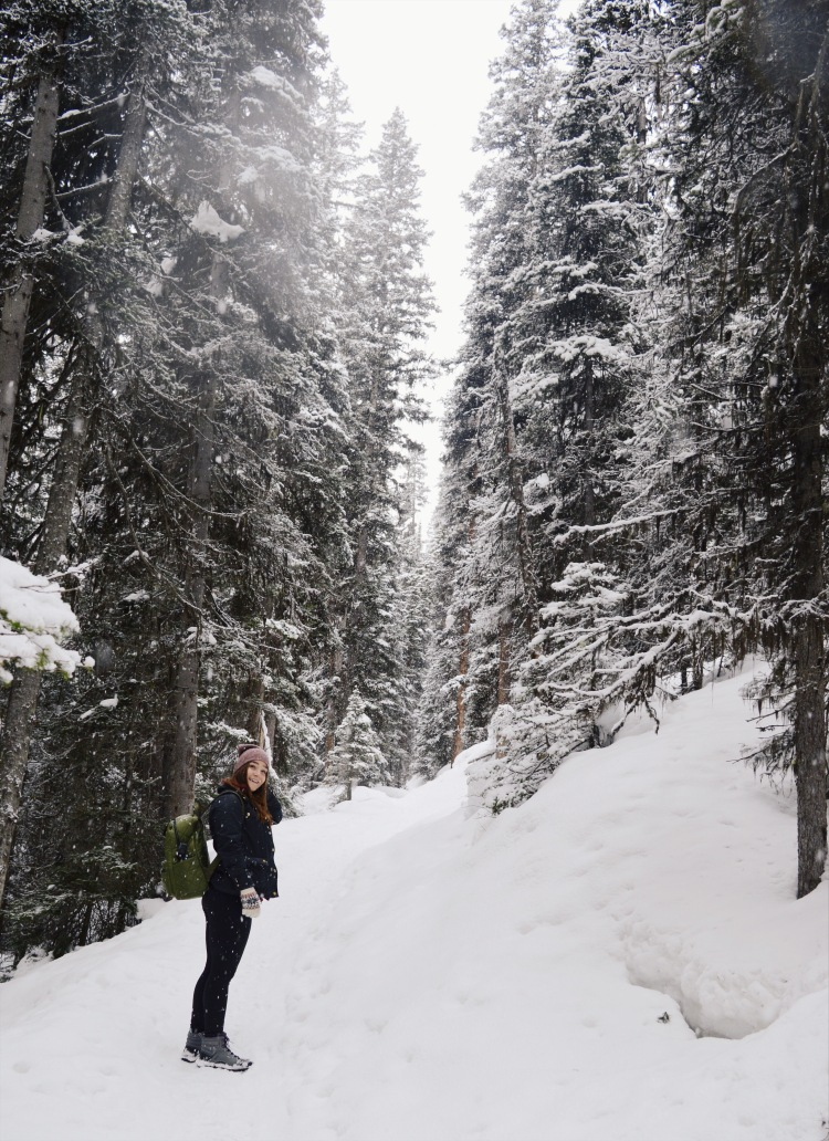 A Day At Lake Louise
